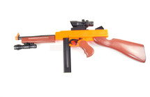 Thompson 8904A Spring M1A1 with stick mag in orange