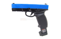 HFC HG 189 Co2 Powered bbgun Full Metal in Blue