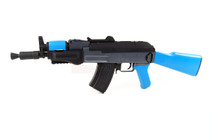 Cyma CM037 AK47 Spetsnaz Tactical CQB AEG in Blue