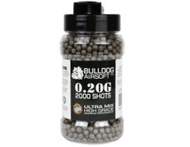Bulldog Ultra Mix pellets 2000 x 0.20g brown-gray