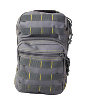 MINI MOLLE RECON SHOULDER BAG - GREY/YELLOW