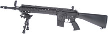 D|Boys BY053 AEG Rifle with Bipod in Black