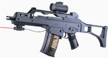 Double Eagle M41GL Spring G36 in Black