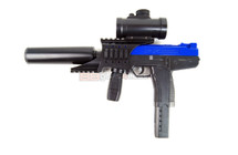 Double Eagle M30p Spring gun in blue