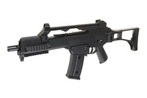 Well D68 G36 AEG Full Auto Airsoft BB Gun In Black