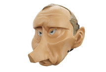 Vladimir Putin Style Resin Airsoft Mask