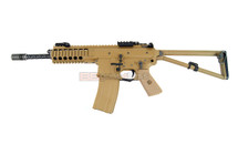 WE GAS BLOW BACK PDW Gen 3 in Tan