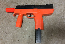 Double Eagle M30p Spring gun in orange