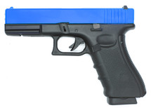 Well G197 G17 GAS/Co2 GBB Full Metal Pistol