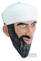 FMA Wire Mech Osama Bin Laden mask