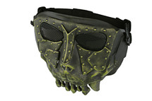 Warrior MAS-55 Mesh Aisoft Mask in Bronze