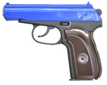 Galaxy G29 Czech CZ83 Full Metal Pistol in Blue