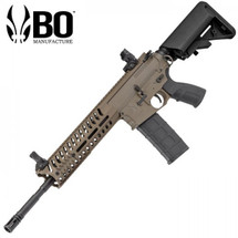 BO Dynamics Combat LT595 Carbine AEG in Tan 14.5 inch