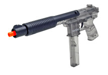 War Inc KG-9 Spring Powerd BAXS Rifle in Clear