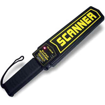 Hand Held Super Scanner for Every Day Security Use