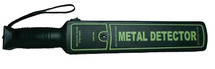 Hand Held Metal Detector For Heavy Duty Security Use