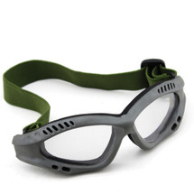 US Army Style Small Goggles in Olive Drab
