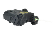 FMA Navy Seal SOF LA-5 PEQ 15 Green laser in black