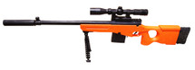 CrossFire 676-1 Spring Sniper Rifle in Orange