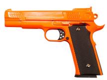 Galaxy G20 Full Scale M945 pistol in Full Metal in Orange