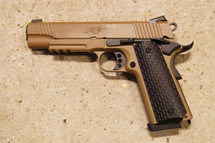 Army Armament R28 Kimber Warrior GBB Full Metal in Tan