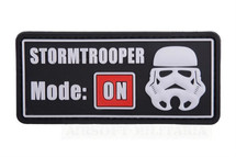 Stormtrooper Mode Tactical Patch 3D