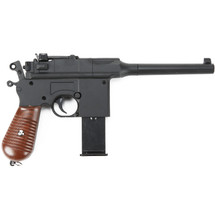 Galaxy G12 Mauser Replica pistol in Black