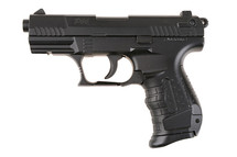 WELL P66 Spring Pistol Walther P22 replica in Black