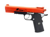 G&G Xtreme 45 Full Metal CO2 Airsoft Pistol in Orange