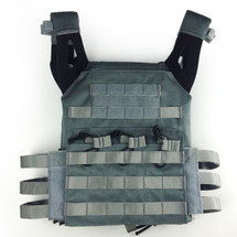 JPC Plate Carrier Tactical Vest in Grey