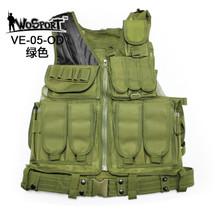 WoSport Mesh Vest in Olive Drab