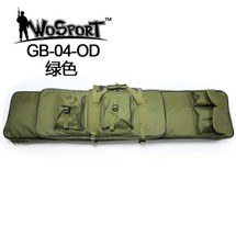 WoSport 120CM Rifle Gun Bag Olive Green