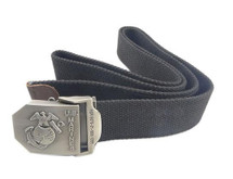 US Marines Belt in Black
