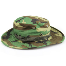 BV Tactical Military Boonie Hat V1 in DPM Woodland Camo