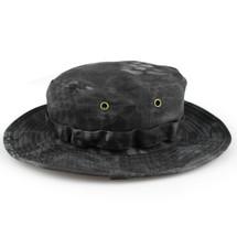BV Tactical Military Boonie Hat V1 in Kryptek Typhon Camo