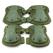 BV Tactical Safety Elbow & Knee Pad Set V3 OD