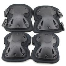 BV Tactical Safety Elbow & Knee Pad Set V3 Black