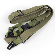 WoSport Three Points Sling in Olive Drab