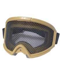BV Tactical Tactical Gear Mesh Goggle Tan