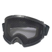 WoSport Gear Mesh Goggle in Black