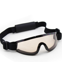 BV Tactical Adjustable Tactical Goggles Brown