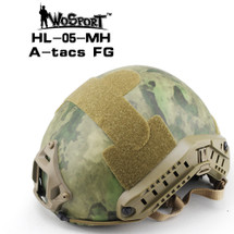 Wo Sport Airsoft FAST Helmet-MH Type A-tacs FG