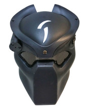 Dc14 Predator Protection Mask Black With Laser