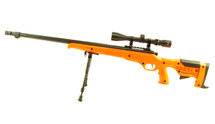 Well MB11 Matrix M728 Airsoft Sniper Rifle in Orange