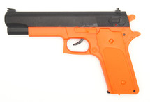 SRC SR-645 With black top slide in Orange