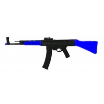 AGM MP44 Wood Stock AEG 056B  Full Metal AK replica blue