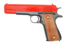Galaxy G13 Full Metal BB Gun in Red