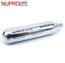 Nuprol 12g CO2 Capsule gas