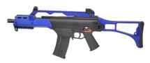 Cyma CM011 HK G36C Airsoft Gun Metal in Blue