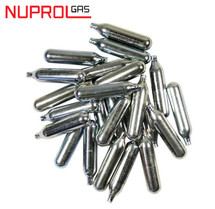 Nuprol CO2 Cartridge 200 x 12g
